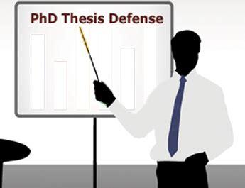 Thesis Defense - Wheaton College Massachusetts