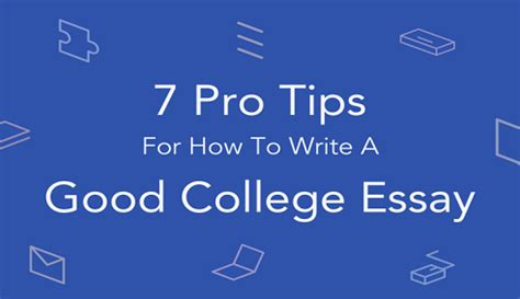 How to do well in essay writing